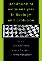 Handbook of Meta-analysis in Ecology and Evolution